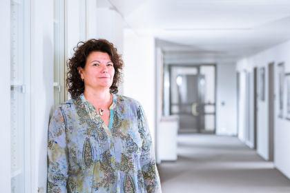 Frau Manuela Kaltenmark
