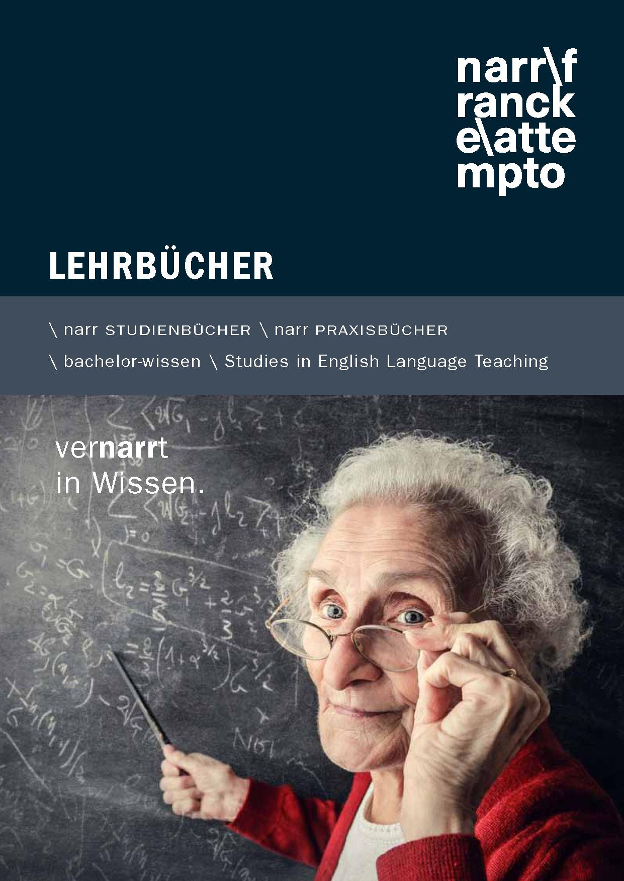 Prospekt Lehrbücher